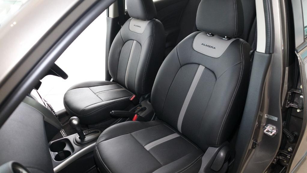 2018 Nissan Almera 1.5L VL AT Interior 022