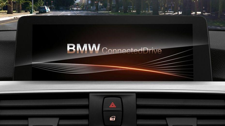BMW 3 Series (2019) Interior 017