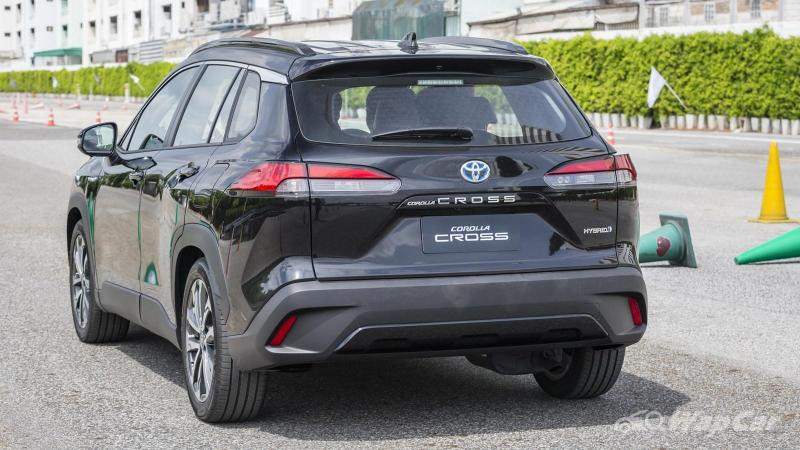 Lessons learned from C-HR, why Toyota is using the Corolla name for Corolla Cross 02