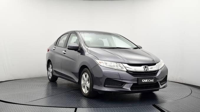 2015 Honda CITY E I-VTEC 1.5