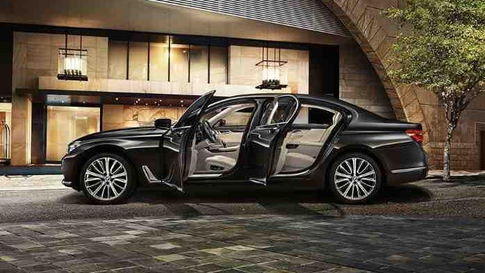 BMW 7 Series (2019) Interior 011