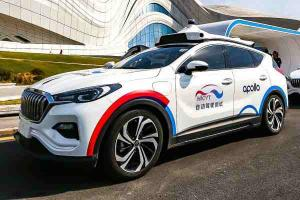 Geely joins the driverless car game with Baidu's help