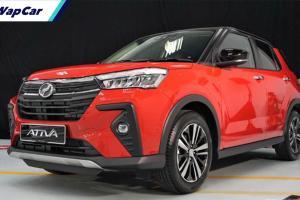 Kit keselamatan standard Perodua Ativa 2021 lebih banyak daripada Proton X50!