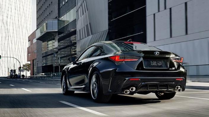 Lexus RC F (2020) Exterior 007