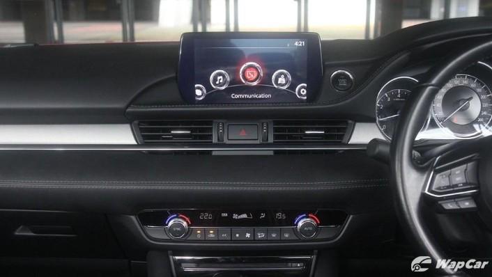 2019 Mazda 6 SkyActiv-G 2.5L Interior 004