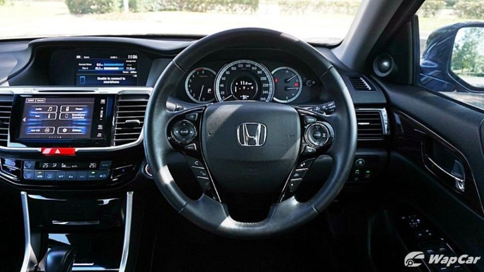 2018 Honda Accord 2.4 VTi-L Advance Interior 004