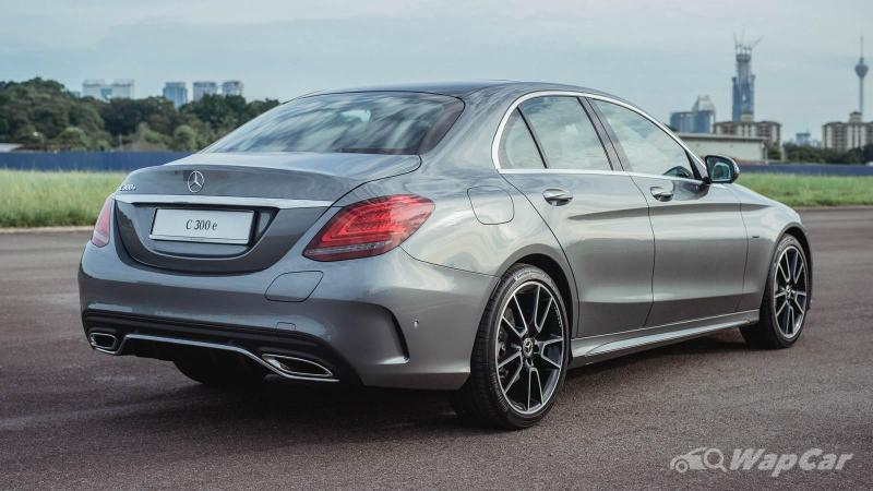 After the 2020 BMW 330e, will the Mercedes-Benz C300e plug-in hybrid return to Malaysia? 02