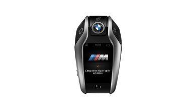 BMW M5 (2019) Interior 019