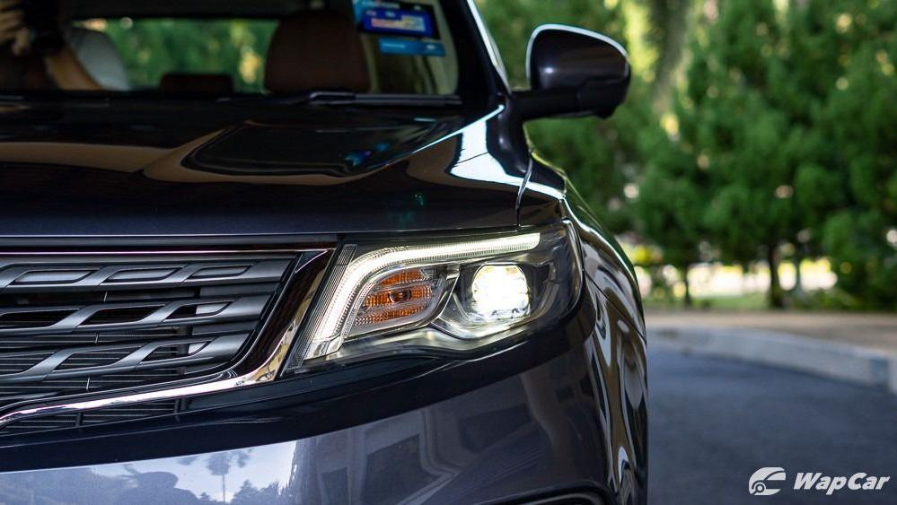 2020 Proton X70 1.8 Premium 2WD Exterior 026