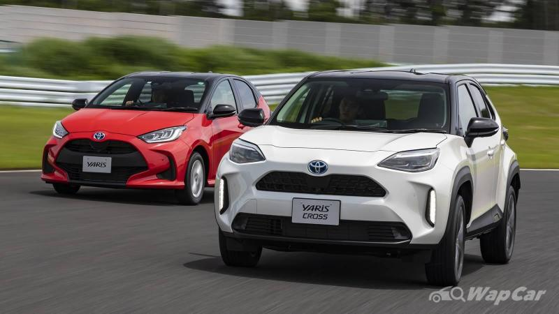 Toyota takes top 6 spots in Japan's H1 2021 sales, Honda only 9th 02