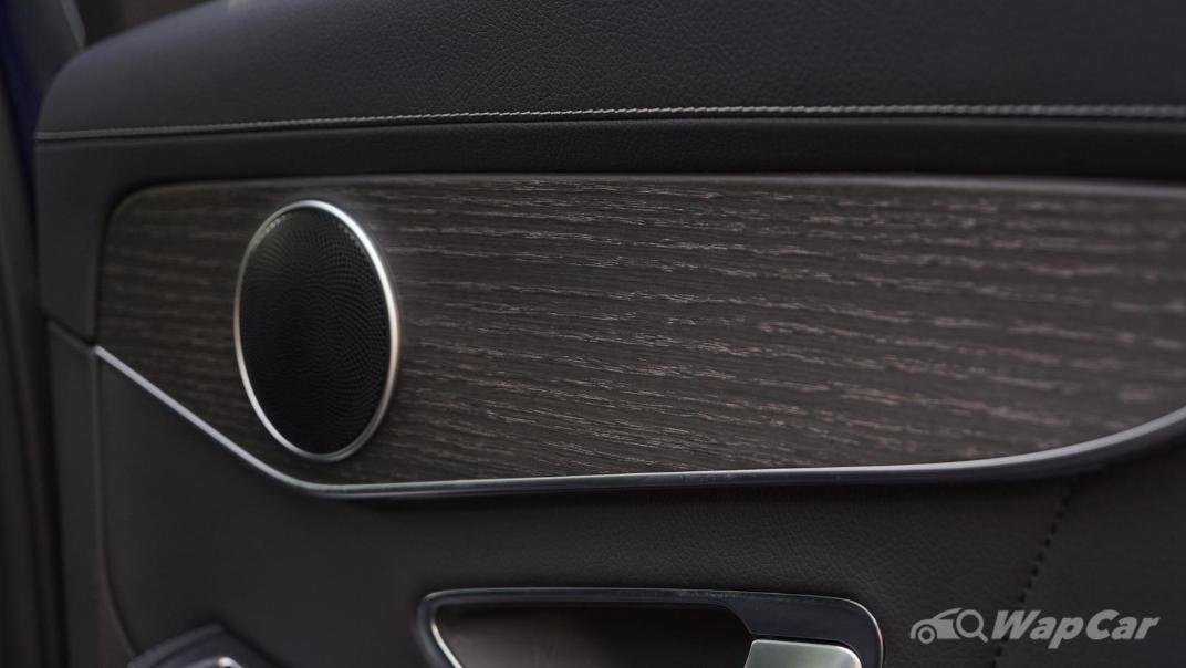 2020 Mercedes-Benz C-Class C 200 AMG Line Interior 070