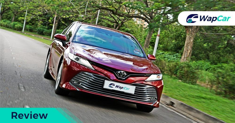 Review: The Toyota Camry (XV70) is the sports sedan old minds will refuse to acknowledge 01