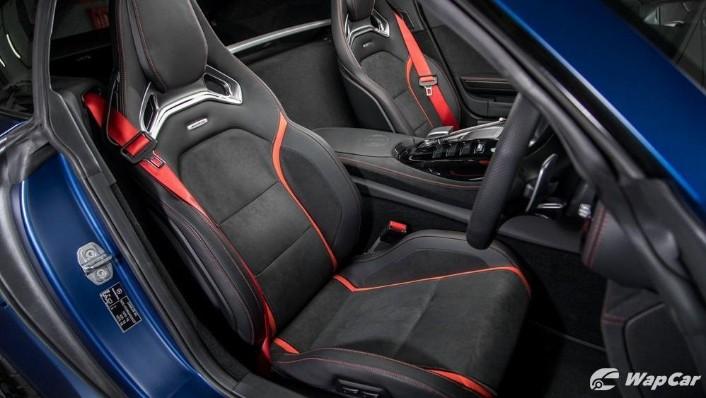 2019 Mercedes-Benz AMG GT C Interior 006