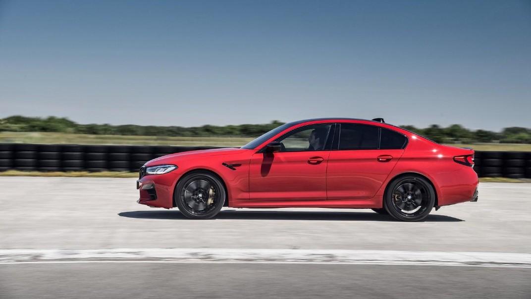 2020 BMW M5 Exterior 063