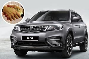 """Illegal """"premium"""" to cut queue for Proton X70 in Pakistan, sold out in 4 days"""