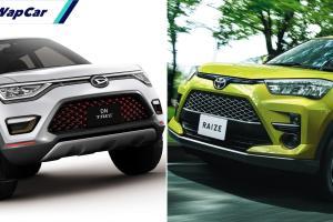 Toyota Raize/Daihatsu Rocky – sebuah konsep kepada sebuah SUV yang sangat laris!