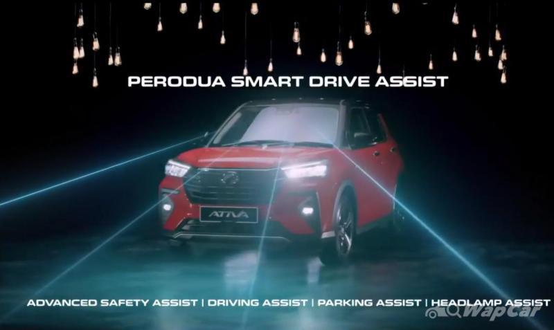 Kit keselamatan standard Perodua Ativa 2021 lebih banyak daripada Proton X50! 02