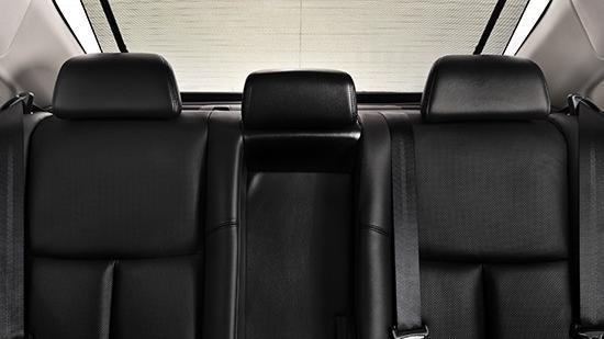 Nissan Teana (2018) Interior 013