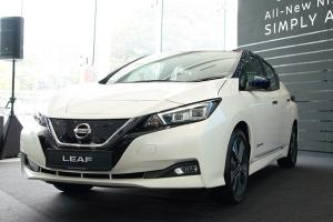 How many EVs are there on Malaysia roads? Slightly under 500, which brand leads?