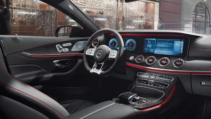 Mercedes-Benz AMG CLS (2019) Interior 001