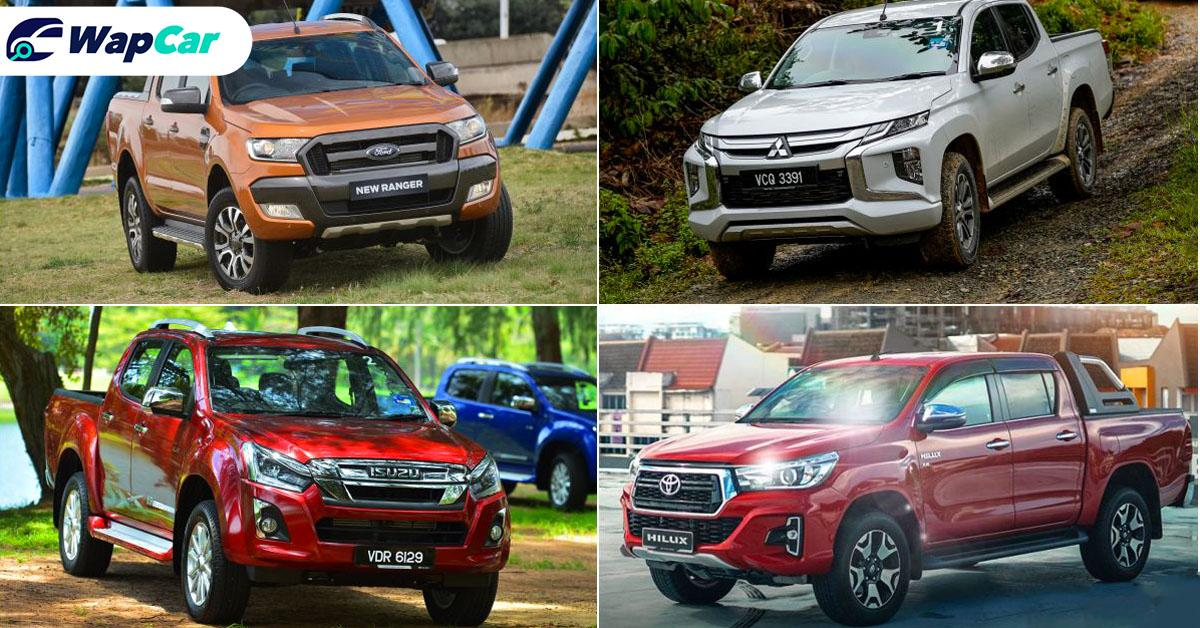 Choosing the right engine for your needs - Ford Ranger, Mitsubishi Triton, Isuzu D-Max, Toyota Hilux 01