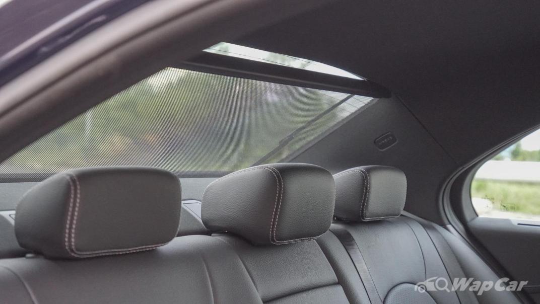 2020 Mercedes-Benz C-Class C 200 AMG Line Interior 043