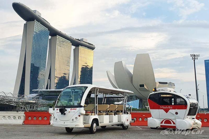Malaysia's Yinson to invest in Singaporean autonomous vehicle startup, MooVita 02