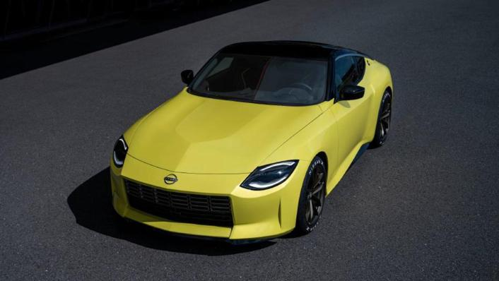 2020 Nissan Z Proto International Version Exterior 010