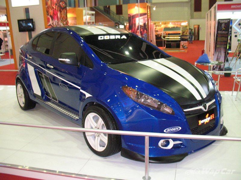 Proton Satria Cabriolet – The curious convertible 02