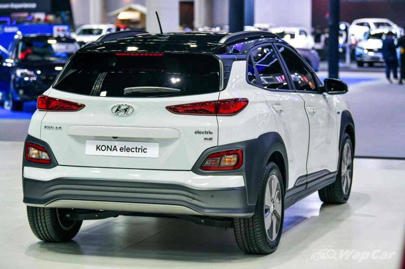 Prices TBC, 2021 Hyundai Kona Electric facelift coming to Malaysia in Q4, 2 variants 02