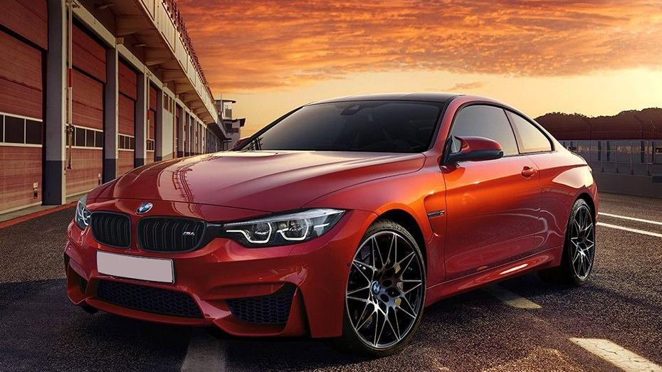 BMW M4 Coupe (2019) Exterior 001