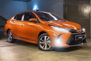 Prices announced for 2021 Toyota Vios facelift - from RM 76k, TSS, new colour