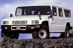 The Toyota Mega Cruiser is the Japanese Hummer you've never heard of