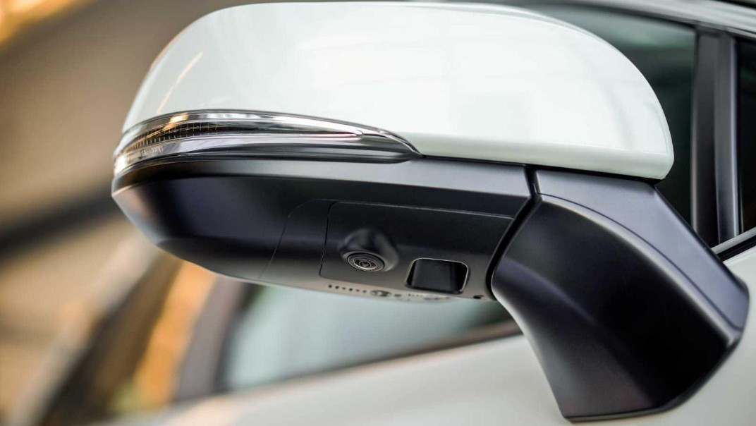2020 Toyota RAV4 2.5L Exterior 048