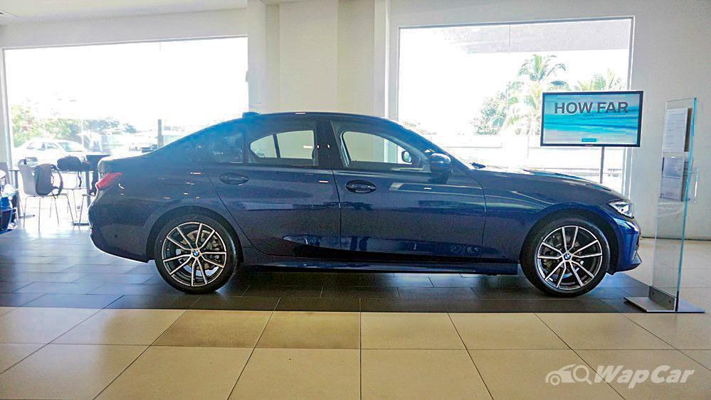2020 BMW 3 Series 320i Sport Exterior 006