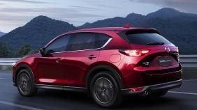 Mazda CX-5 (2018) Exterior 005