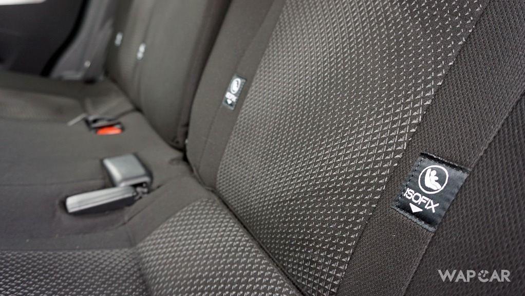 2018 Perodua Myvi 1.3 X AT Interior 039