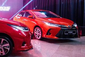 2021 to be Toyota's year to reclaim No.1 non-national brand title from Honda Malaysia
