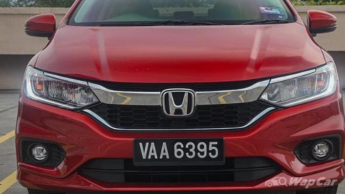 2018 Honda City 1.5 V Exterior 007