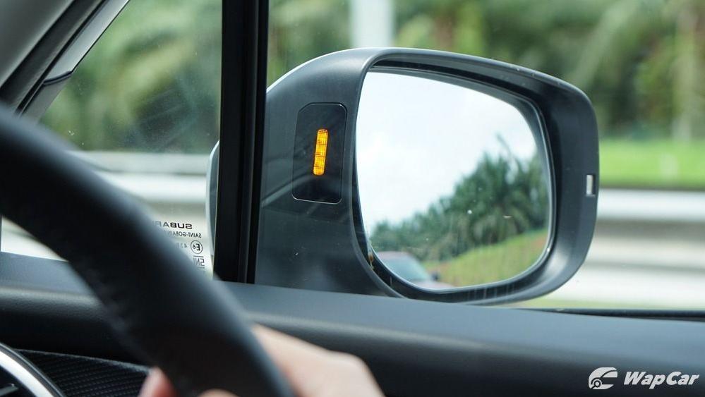 2019 Subaru Forester 2.0i-S EyeSight Interior 031