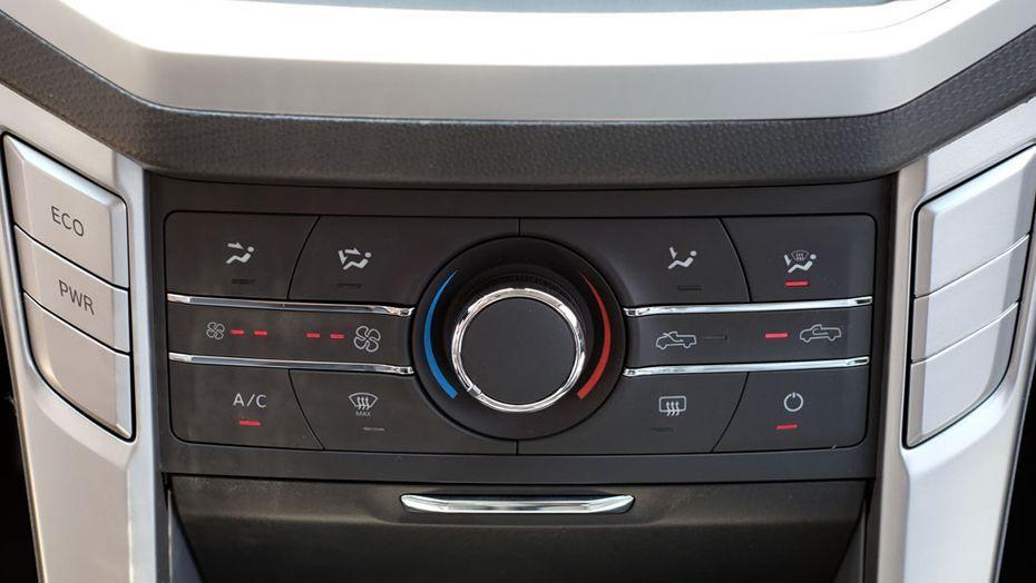 2019 Maxus T60 Interior 001