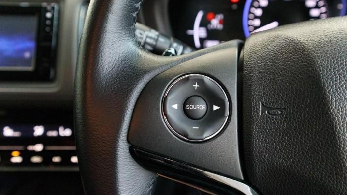 2019 Honda HR-V 1.5 Hybrid Interior 003