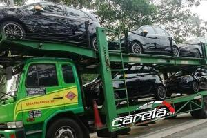Spied: 2021 Proton Iriz R3 Edition spotted on a trailer, arriving soon?