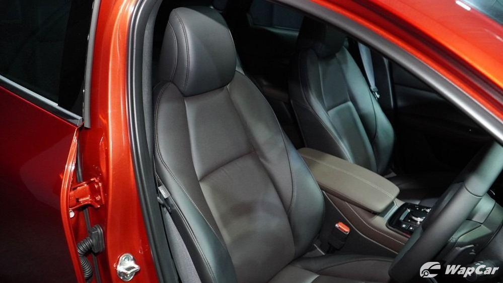 2020 Mazda CX-30 Interior 019