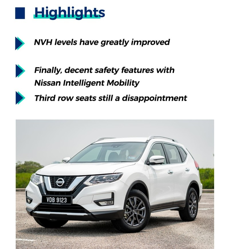Review: 2019 Nissan X-Trail 2.0L MID, lots of love for the middle child 02