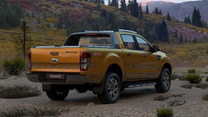 Ford Ranger (2018) Exterior 009