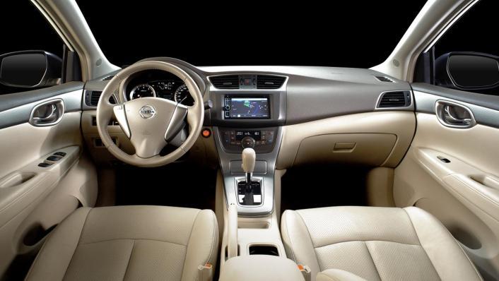 2020 Nissan Sylphy International Version Interior 002