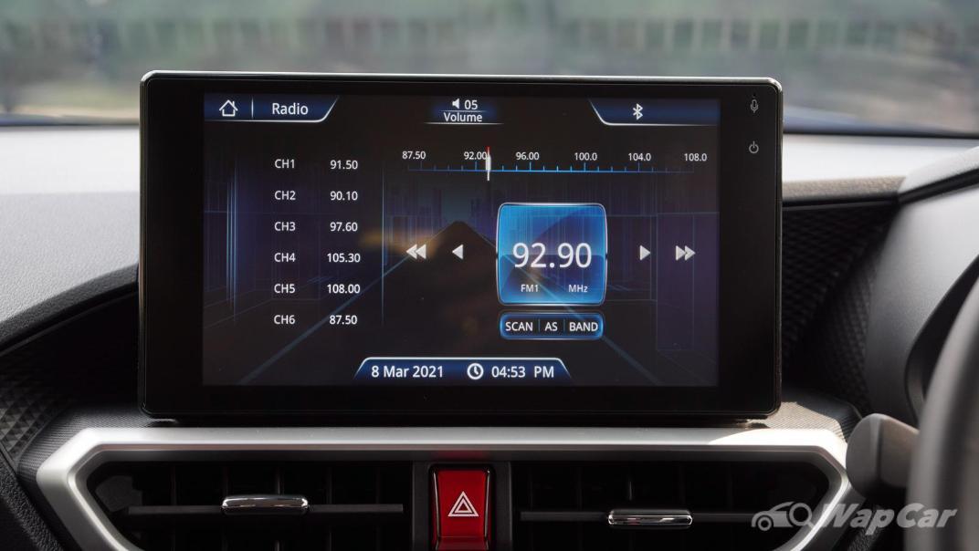 2021 Perodua Ativa 1.0L Turbo AV Special Metallic Interior 027