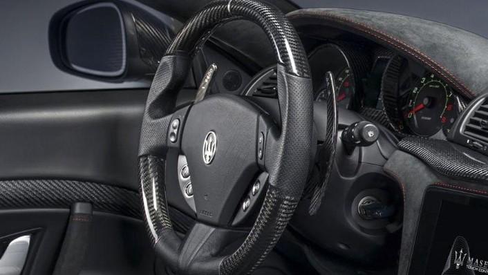 2018 Maserati GranTurismo GranTurismo MC Interior 002
