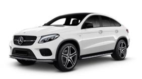 2018 Mercedes-Benz GLE Coupe GLE 400 4Matic Coupe AMG Line Exterior 001